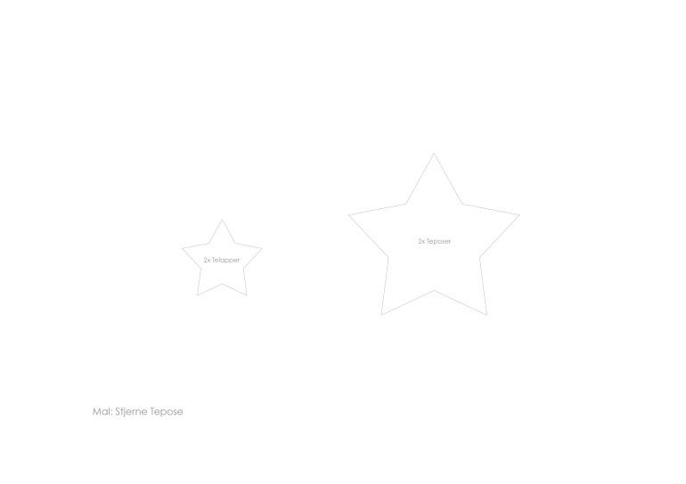 Mal- Stjerne tepose.jpg